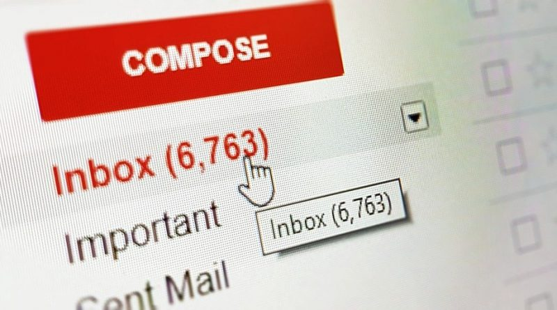 Search gmail by date