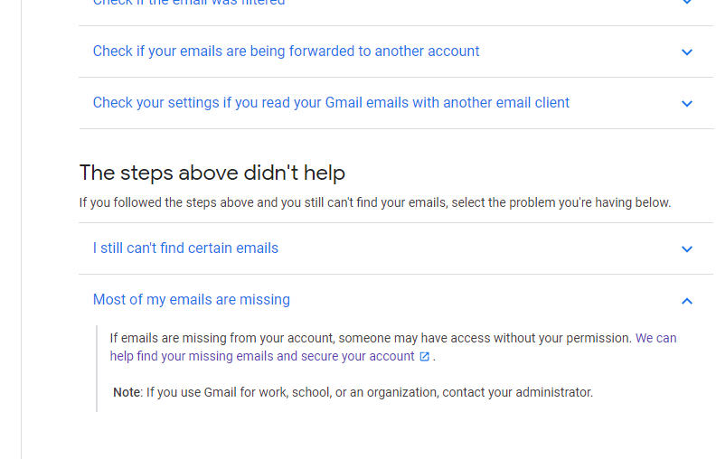 Recover Permanently Deleted Emails From Gmail