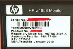 """Laptop Battery """" Plugged in , not charging"""" Issue in HP"""