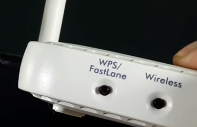 WPS Button In Any Router